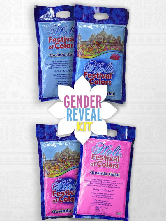 gender reveal kit